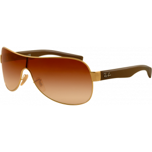 Ray-Ban RB3471 Arista Brun Dégradé