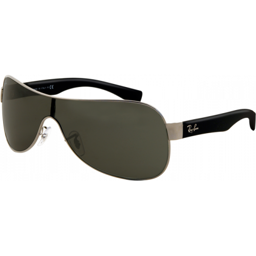 Ray-Ban RB3471 Gunmetal Grey Green