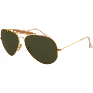Ray Ban Outdoorsman II Arista G-15 XLT