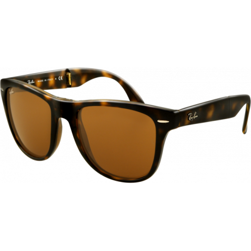 Ray-Ban Wayfarer Folding Light Havana B-15 XLT