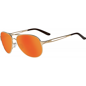 Oakley Caveat Gold Fire Iridium
