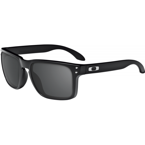 Oakley Holbrook Matte Black Warm Grey
