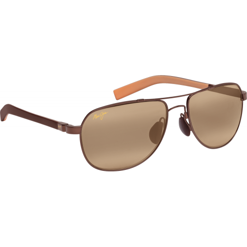 Maui Jim Guardrails Metal Copper Maui Evolution HCL Bronze Polar+