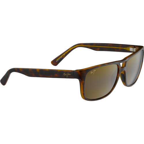 Maui Jim Waterways Matte Tortoise HCL Bronze Gradient Mineral ST