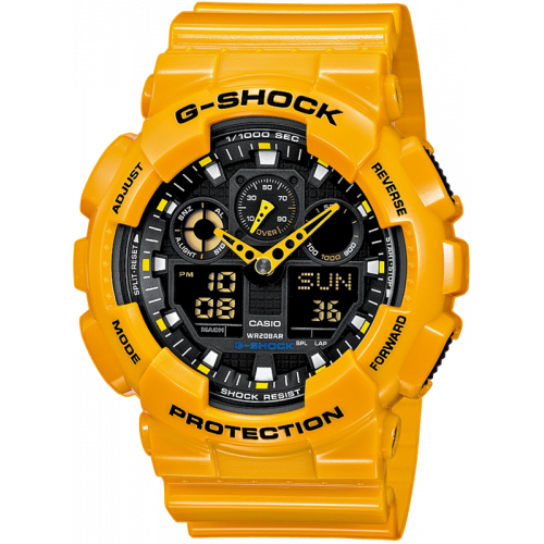 Casio G-Shock GA-100A-9A