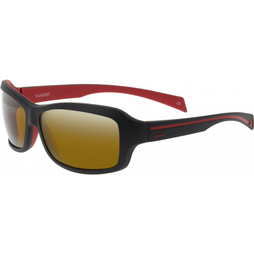 Vuarnet VL1232 Matt Black/Red CX4400/Organic