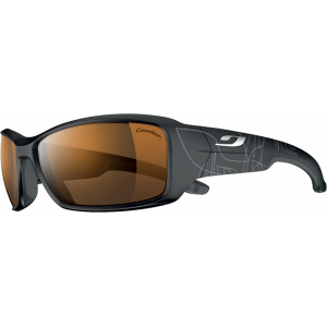 Julbo Run Noir Graphisme Reactiv High Mountain 2-4 (Cameleon)