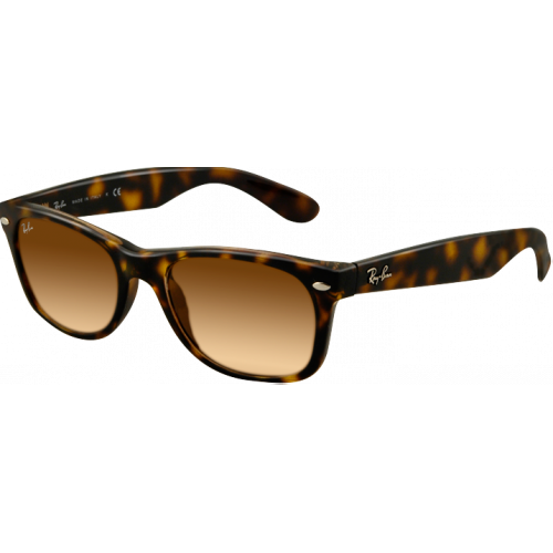 e4b9307768f Ray-Ban New Wayfarer Light Havana Brown Gradient - Ray-Ban Wayfarer