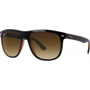 Ray-Ban RB4147 Black/Brown Brown Gradient Mirror