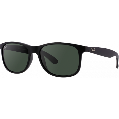 Ray-Ban Andy Matte Black Green