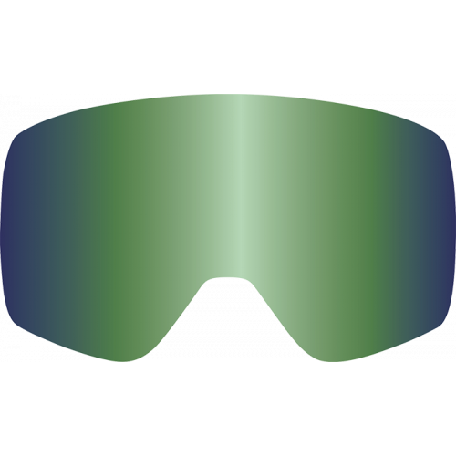 Dragon NFX spare lens Green Ionized