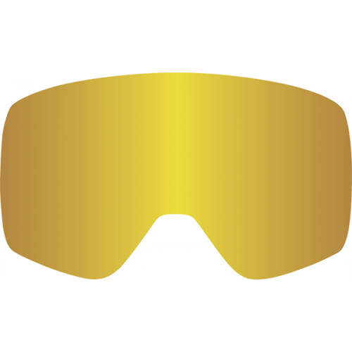 Dragon NFX spare lens Gold Ionized