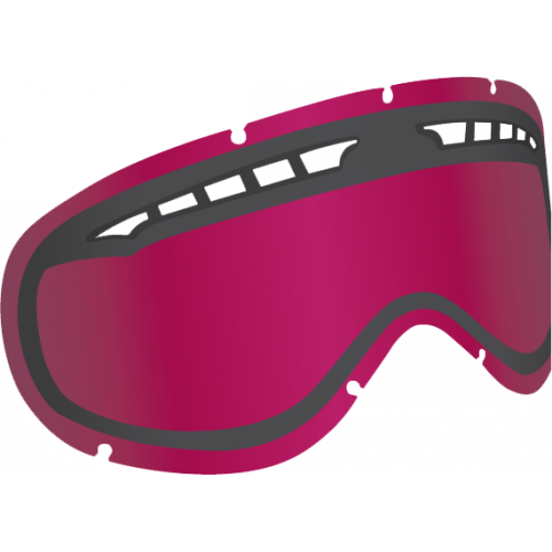 Dragon DX spare lens  Pink