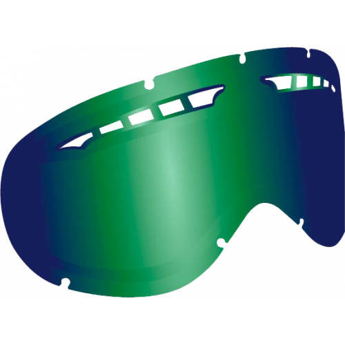 Dragon DX spare lens Green Ionized