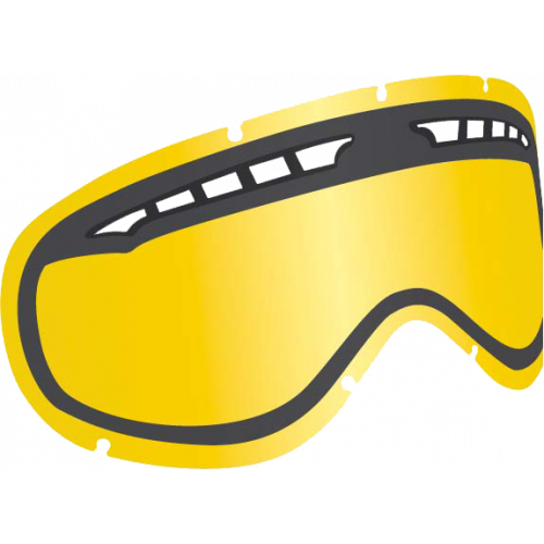 Dragon DX spare lens Yellow