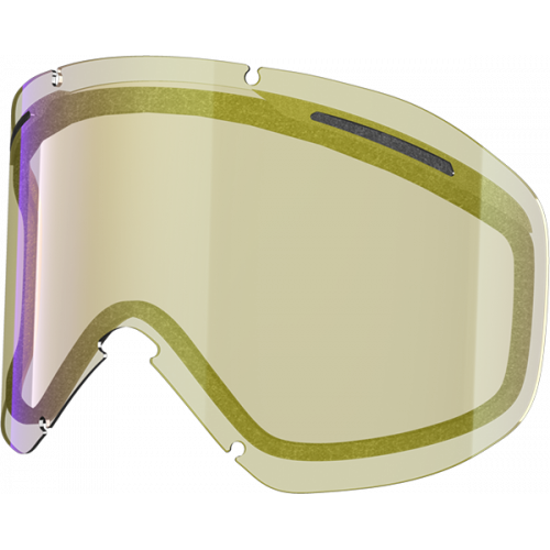 Oakley O2 XL spare lens HI Intensity Yellow