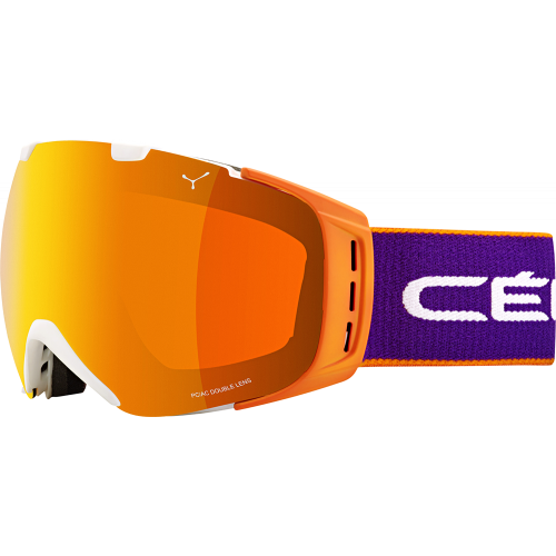 Cebe Origins L Pro Purple/Orange Flash Fire