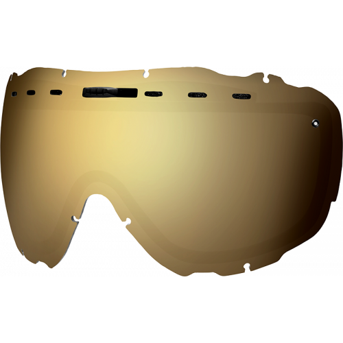 Smith Prophecy OTG/Prodigy spare lens Gold Solx Mirror