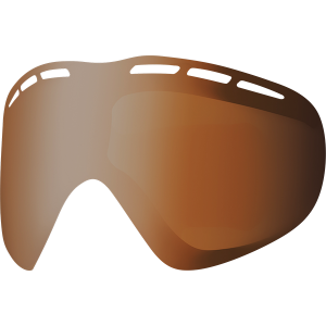Bolle Y6 OTG spare lens Polarized Brown