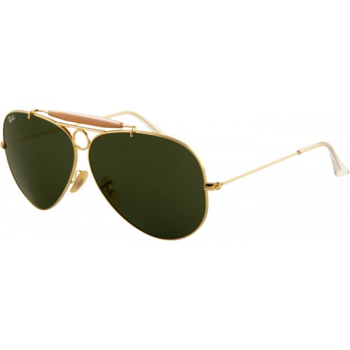 Ray-Ban Aviator Shooter Arista G-15 XLT