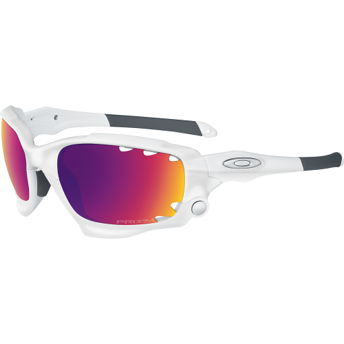 Oakley Racing Jacket Matte White Prizm Road