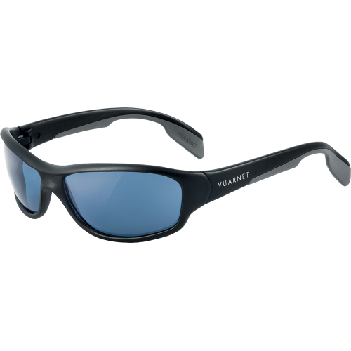 Vuarnet Racing Medium Matte Black PX1000 Blue Polarlynx