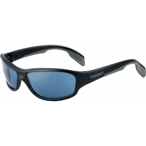 Vuarnet Racing 0113 Small Matte Black Blue Polar