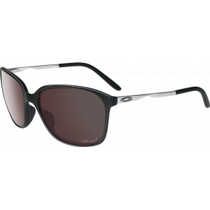 Oakley Game Changer Polished Black Black Iridium Polarized