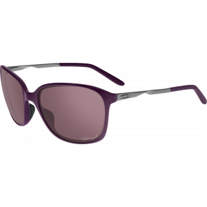 Oakley Game Changer Raspberry Spritzer Grey Polarized