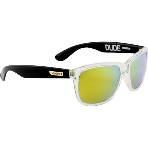 Mundaka Dude Clear and Black Gold Revo