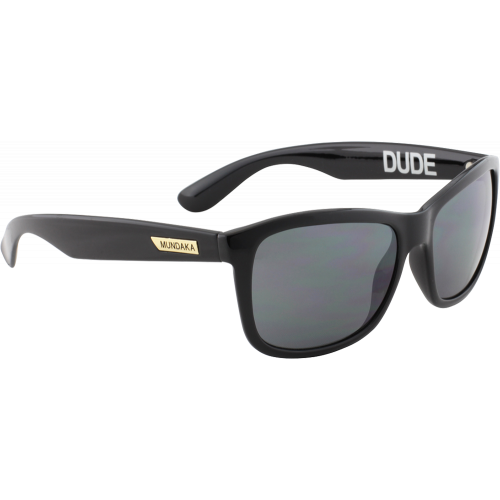 Mundaka Dude Black Grey