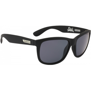 Mundaka Dude Rubber Black Grey Polarized
