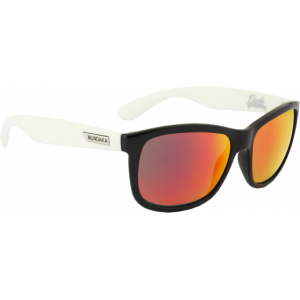 Mundaka Dude Black/White Red Revo