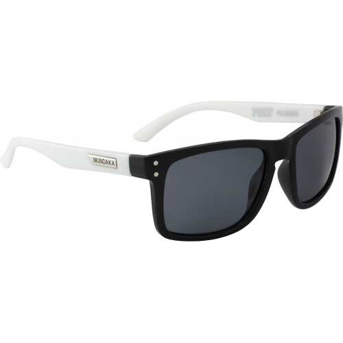 Mundaka Pozz Black/White Grey Polarized