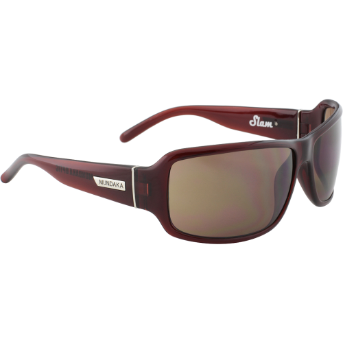 Mundaka Slam Brown Brown Silver Flash