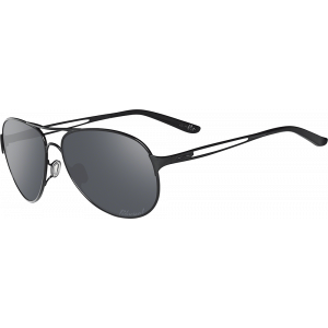 Oakley Caveat Polished Black Black Iridium Polarized