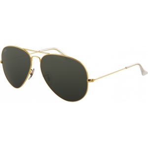 Ray-Ban Aviator Arista Green Polarized