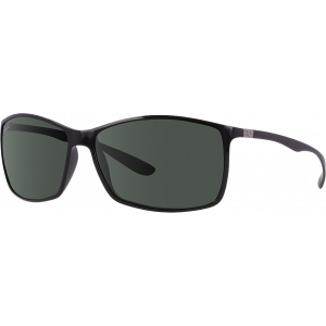 Ray-Ban RB4179 Liteforce Shiny Black Grey Green