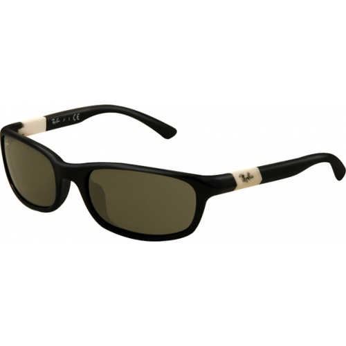 Ray-Ban RJ9056S Black Grey Green