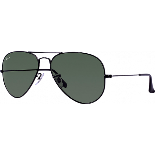 Ray-Ban Aviator Large II Black G-15 XLT