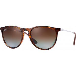 Ray-Ban Erika Light Havana Brown Gradient Polarized
