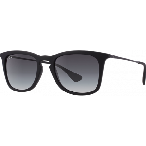 Ray-Ban RB4221 Rubber Black Gris Dégradé