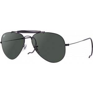 Ray-Ban Outdoorsman Black G-15 XLT