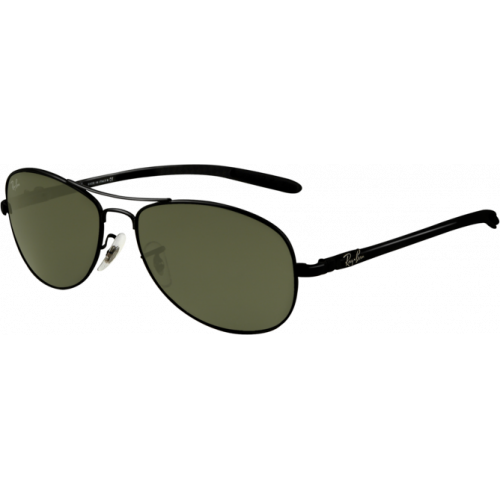 Ray-Ban RB8301 Medium Black G-15 XLT