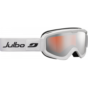 Julbo Eris White Orange Flash Silver