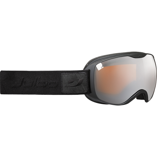Julbo Pioneer Noir Orange Flash Argent