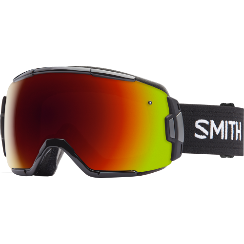 Smith Vice Black/Red Sol-X Mirror