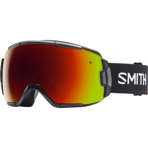 Smith Vice Noir/Red Sol-X Mirror
