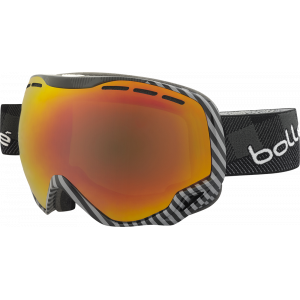 Bolle Emperor Black & Gray Plaid Sunrise