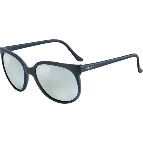 ad63cebe9d7 Vuarnet 02 Dark Grey Pure Grey Silver Flash - EyeShop